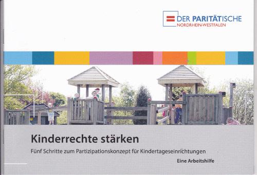 Der parit tische nordrhein westfalen hat eine kleine aber for Raumgestaltung partizipation